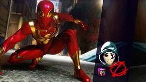 Zangado mostra a expansão mais difícil do novo Spider-Man