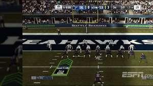 Veja jogo de Seattle Seahawks e Dallas Cowboys no novo Madden