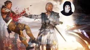 Mortal Kombat 11: Zangado testa Fujin da expansão Aftermath