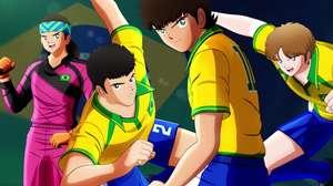 Seleção Brasileira é destaque do jogo japonês Captain Tsubasa