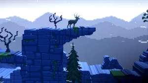 O show de pixel art de Deer God chega ao Nintendo Switch