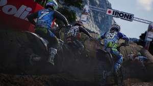 Realismo de corrida de moto em MXGP assombra pilotos reais