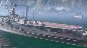 Navios alemães lendários desembarcam em World of Warships