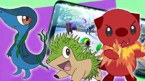 Pokémon GO se expande com os Pokémon da região de Unova