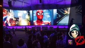 Zangado na E3 2018: a multidão da entrada