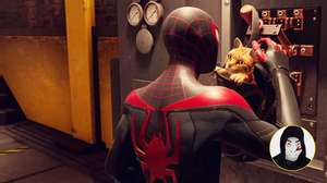 Zangado mostra pet inusitado de Spider-Man: Miles Morales