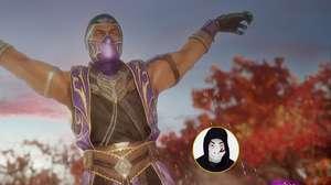 Zangado mostra golpes cinematográficos de Rain em Mortal Kombat