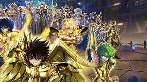 Cavaleiros do Zodíaco: Galaxy Spirits chega ao Android