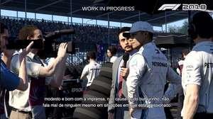 F1 2018 (Diário do Desenvolvedor: O Papel da Imprensa)