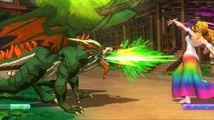 Conheça o novo jogo de luta do designer de Street Fighter