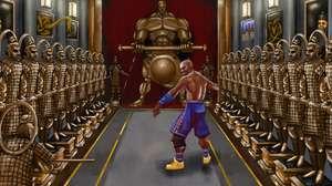 Game de Shaquille O'Neal estilo Street Fighter sai em junho