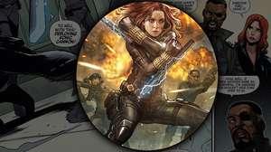 Marvel's Avengers: HQ da Viúva Negra dá uma prévia do game