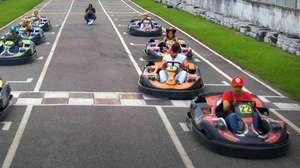 Assista à íntegra da websérie Mario Kart: Super Mario Crown