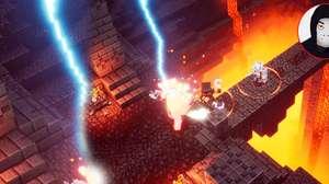 Minecraft Dungeons parece Diablo? Zangado dá as dicas