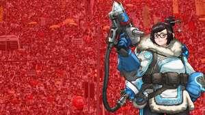 Mei, de Overwatch, vira símbolo dos protestos na China