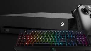 Projeto de jogar com mouse e teclado no Xbox One vai pegar?