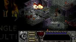 Evento de Diablo retorna ao jogo original de 20 anos atrás