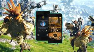 Final Fantasy XIV Online GO