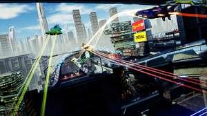 Pacer apresenta corrida sem gravidade ao estilo F-Zero