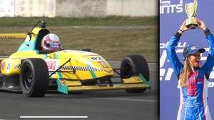 Brasil tem piloto feminina em Silverstone virtual