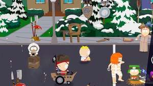 Zangado testa South Park: Phone Destroyer para mobiles