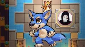 Zangado testa Hoppia Tale, game brasileiro mais fofo do mundo