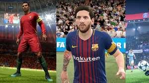 Faça sua aposta: quais os 10 melhores jogadores de FIFA 19?