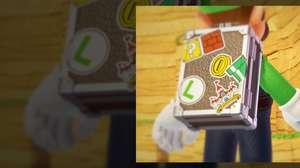 Luigi pode ser um personagem jogável em Super Mario Odyssey