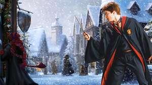 Festas de fim de ano começam em Harry Potter: Wizards Unite