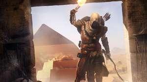 Loot box é parte do gameplay de Assassin's Creed Origins