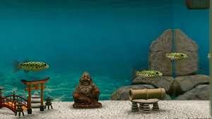 Simulador de aquário Biotope é tão real que engana quem vê