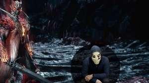 Zangado testa o jogo do poderoso Dante em Devil May Cry 5
