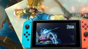 Novo modelo do Nintendo Switch esgotou em 48 horas no Japão