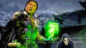 Zangado testa gameplay de Shang Tsung em Mortal Kombat 11
