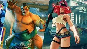 Lista de lutadores esquenta em Street Fighter V: Arcade Edition