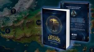 Livro traz histórias de 11 regiões de League of Legends