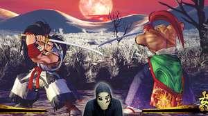 "Teste online das ""sombras"" de Samurai Shodown com Zangado"