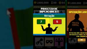 Game brasileiro simula cargo de Presidente da República