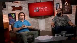 Programa Matchmaking (ESPN): 30 anos de Street Fighter