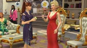 Luxo e artistas famosos brilham em The Sims 4: Rumo à Fama