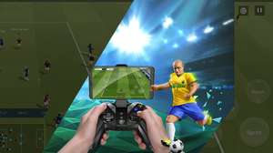 Champion of the Fields traz futebol diferente para os mobiles