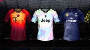 Começa venda das camisas especiais reais do jogo FIFA 19