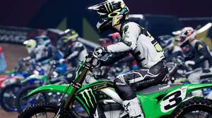 Monster Energy Supercross promete energia real das corridas