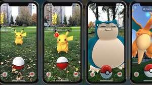 Nova tecnologia deixa Pokémon GO em tamanho real