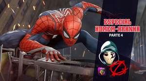 Zangado testa Homem-Aranha (Parte 4): exclusivo Games4U