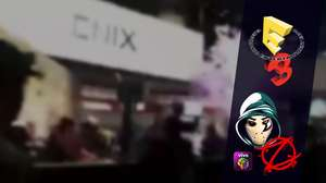 Zangado se despede da E3