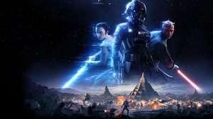 Star Wars Battlefront II e a história inédita das estrelas
