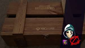 Zangado unboxing PlayerUnknown's Battlegrounds