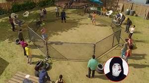 Arena de quintal se destaca em EA Sports UFC 4: Zangado mostra