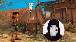 Zangado dá dicas para sobreviver no sertão nordestino de Árida